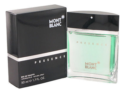 Купить Presence Man: туалетная вода 50мл, Mont Blanc