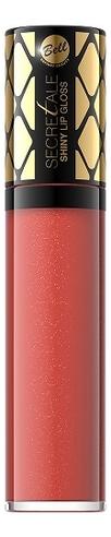 Блеск для губ Secretale Shiny Lip Gloss 4г: No 07 mac shiny pretty things lip set