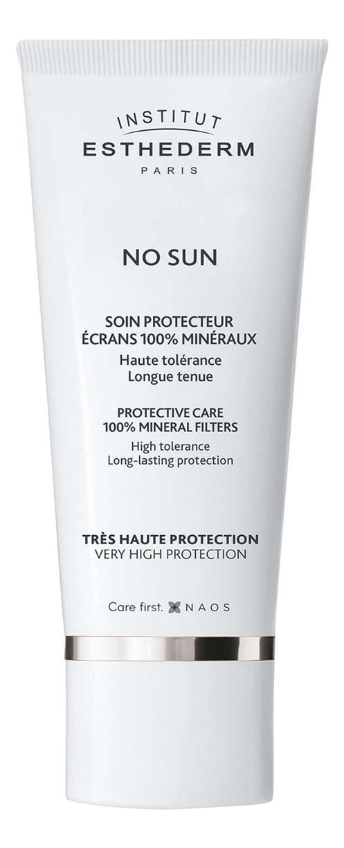 Купить Солнцезащитный крем для лица No Sun Ultra High Protection Cream 50мл, Institut Esthederm
