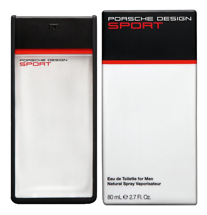 Porsche Design Sport : туалетная вода 80мл keropur porsche