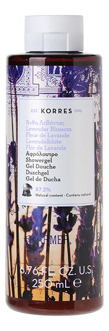 Гель для душа Lavender Blossom Showergel 250мл (лаванда): Гель 250мл adidas active start гель муж 250мл