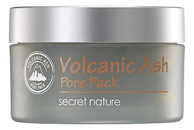 Очищающая маска для лица с вулканическим пеплом Volcanic Ash Line Pore Pack 100г: Маска 100г маска для лица pore designing minimizing mask сужение пор 100г
