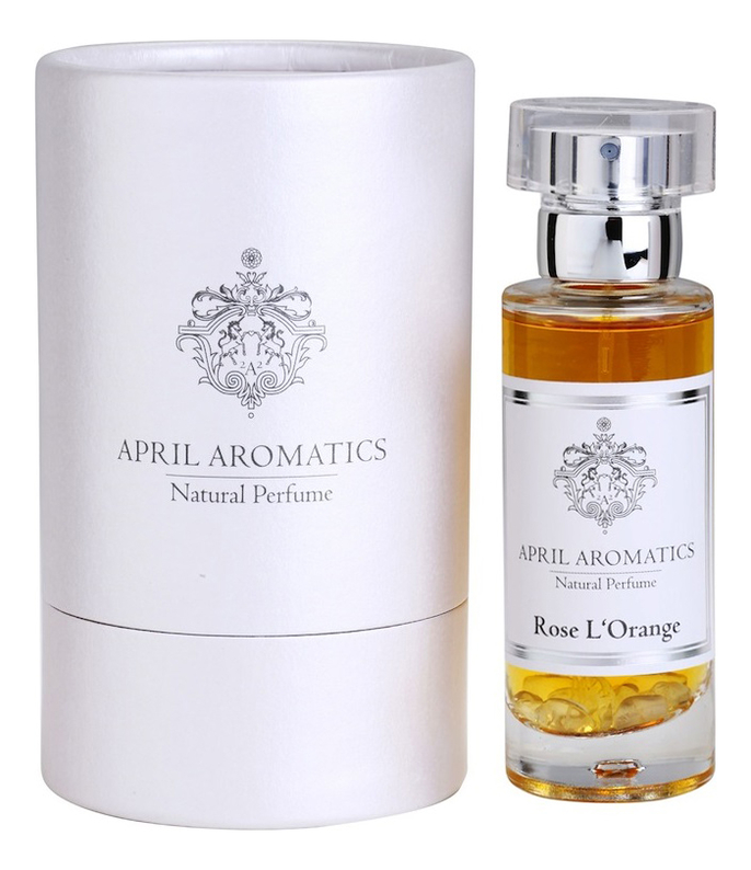 April Aromatics Rose L'Orange : парфюмерная вода 30мл april aromatics bohemian spice парфюмерная вода 30мл