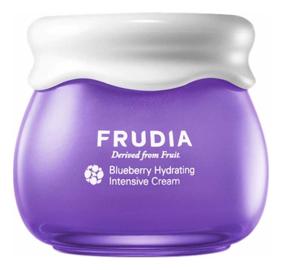 Фото - Интенсивно увлажняющий крем для лица с экстрактом черники Blueberry Hydrating Intensive Cream 55г: Крем 55г увлажняющий крем для лица skin hydrating booster 30мл
