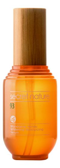 Купить Сыворотка для лица с экстрактом мандарина и меда 93 Mandarine Honey Whitening Moisturizing Serum 53г, Secret Nature