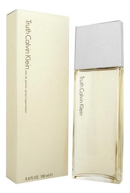 Купить Truth women: парфюмерная вода 100мл, Calvin Klein