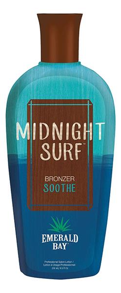 Крем для загара в солярии Midnight Surf Bronzer Soothe (клубника): Крем 250мл недорого