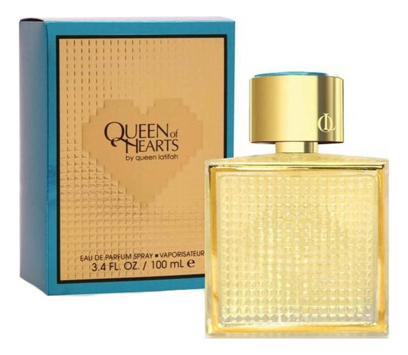 Queen Latifah of Hearts: парфюмерная вода 100мл