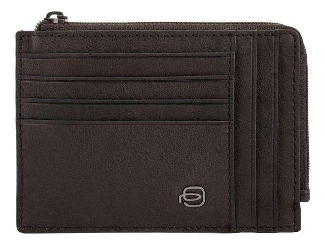 Купить Чехол для кредитных карт Blue Square PU1243B3R/TM (темно-коричневый), Piquadro