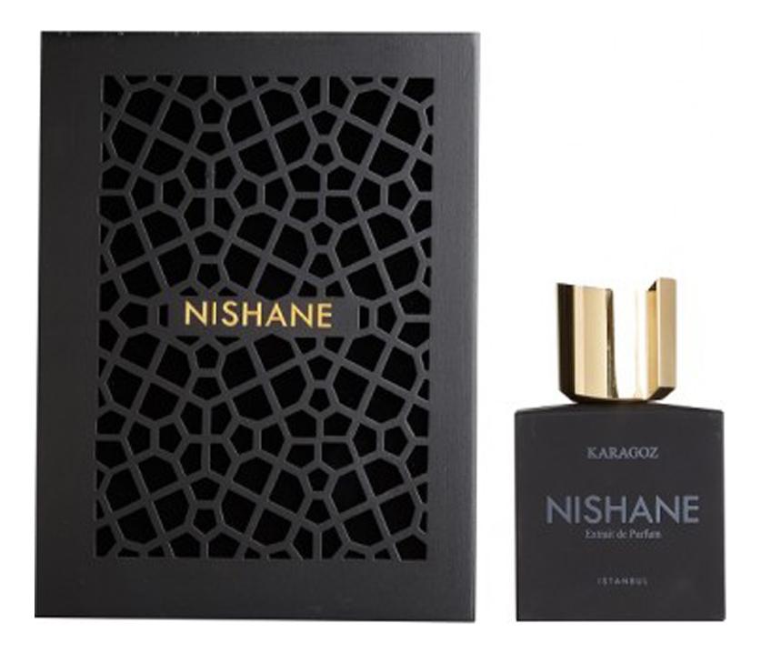 Nishane Karagoz: духи 55мл nishane boszporusz парфюм тестер 50 мл