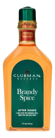 Лосьон после бритья Brandy Spice After Shave (бренди): Лосьон 177мл clubman лосьон clubman after shave brandy spice после бритья 50 мл