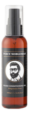 Percy Nobleman Масло для бороды без запаха Beard Conditioning Oil Fragrance Free 100мл