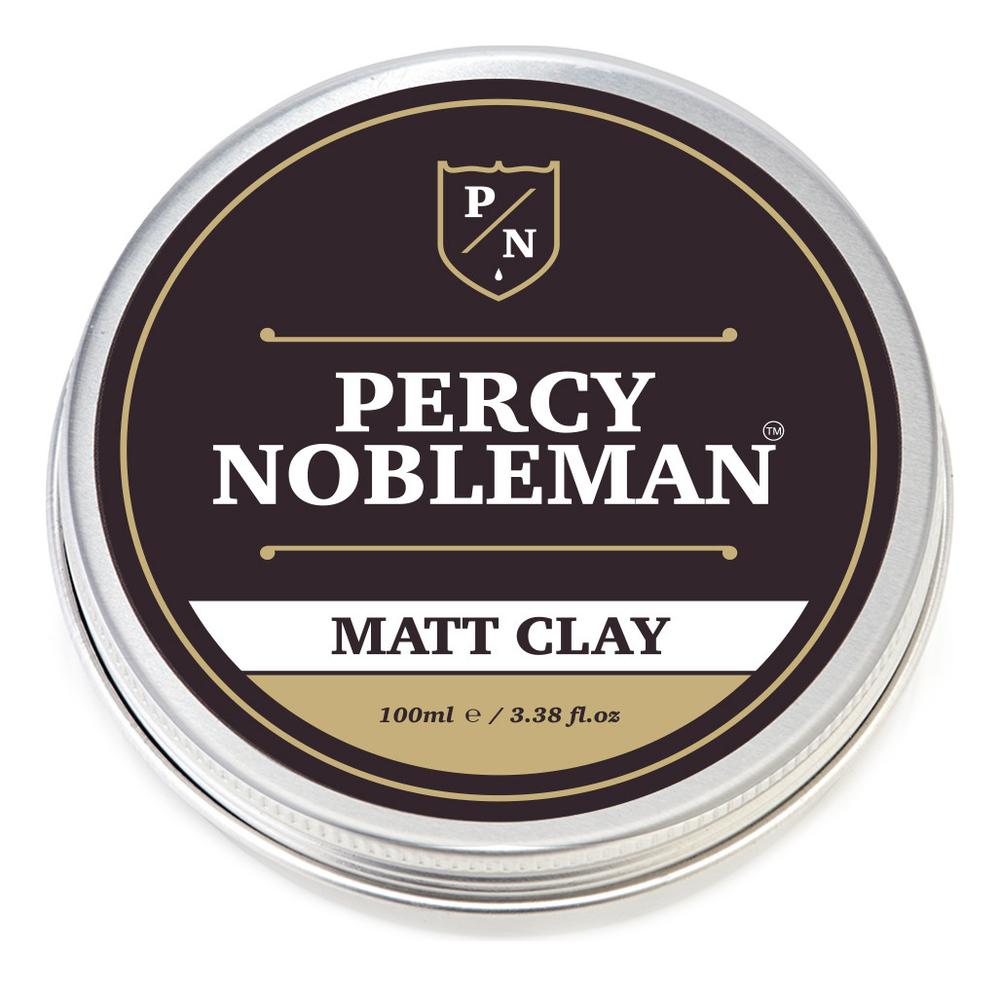 Матовая глина для укладки волос Matt Clay 100мл: Глина 100мл, Percy Nobleman  - Купить