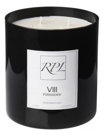 Ароматическая свеча VIII Pomandier: Свеча 1850г свеча от комаров argus
