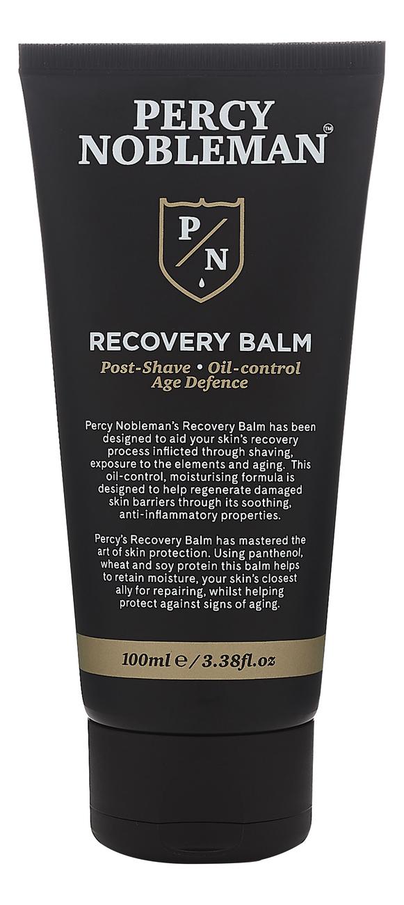 Восстанавливающий бальзам после бритья Recovery Balm 100мл восстанавливающий бальзам для ног с витаминами revita balm aravia professional 100 мл