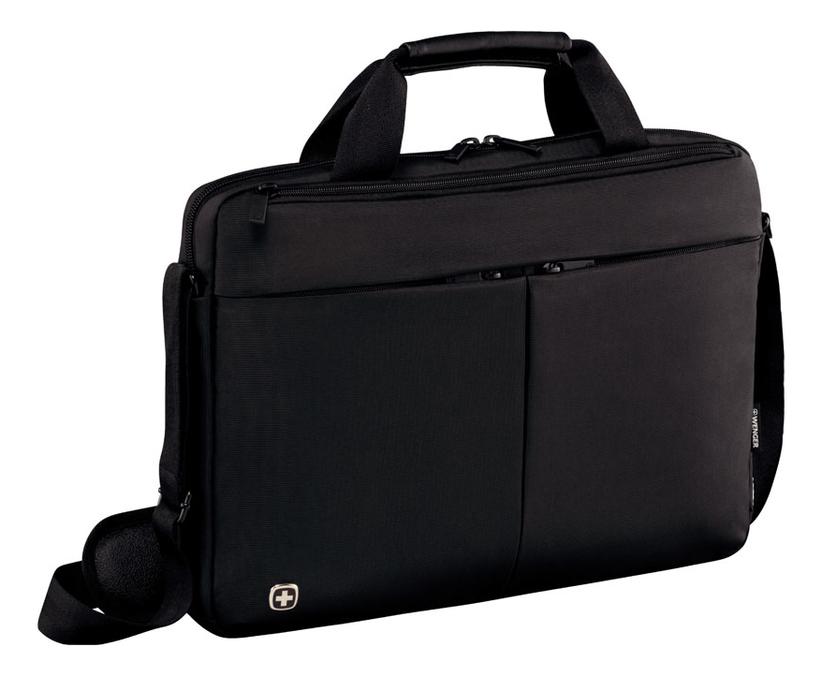 Купить Сумка для ноутбука (черная) 39х8х25см, Wenger