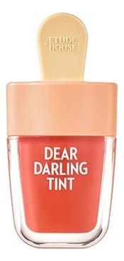 Тинт для губ Dear Darling Water Gel Tint 4,5г: OR205 тинт для губ dear darling water tint 10г orange ade