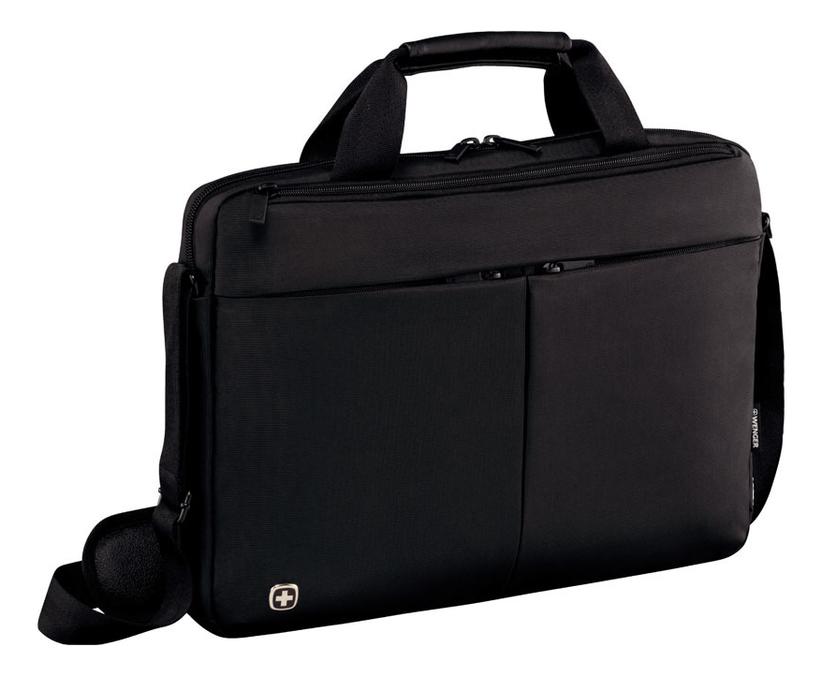 Купить Сумка для ноутбука (черная) 39х8х26см, Wenger
