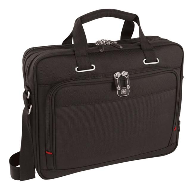 Купить Сумка для ноутбука (черная) 41х15х34см, Wenger