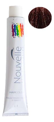 Купить Краска для волос Hair Color 100мл: 7.420R Огненный Опал, Nouvelle
