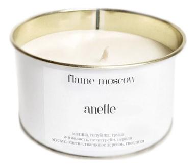 Ароматическая свеча Anette 325г ароматическая свеча в стекле anette 250г