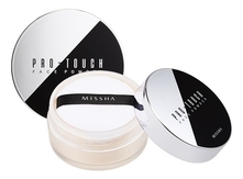 Missha Рассыпчатая пудра для лица Pro-Touch Face Powder SPF15 14г