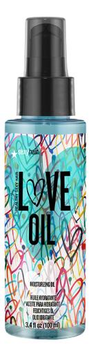 Фото - Масло для волос и тела Love Oil: Масло 100мл масло спрей сухое для волос и тела vibrant sexy hair rose elixir 165мл