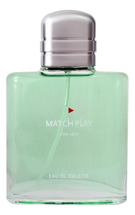 Фото - Match Play: туалетная вода 50мл куртка match g1093