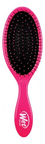 Щетка для спутанных волос Original Detangler Pink wet brush щетка для спутанных волос original detangler happy hair
