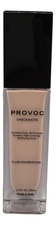 Provoc Тональная основа для лица CheckMatte Fluid Foundation Mattifying Finish 30мл