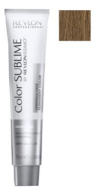 Купить Перманентная краска для волос без аммиака Revlonissimo Color Sublime 75мл: No 5.41, Revlon Professional