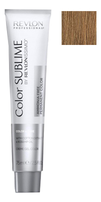 Купить Перманентная краска для волос без аммиака Revlonissimo Color Sublime 75мл: No 6.41, Revlon Professional