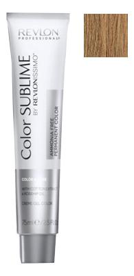 Купить Перманентная краска для волос без аммиака Revlonissimo Color Sublime 75мл: No 7.41, Revlon Professional