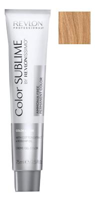 Купить Перманентная краска для волос без аммиака Revlonissimo Color Sublime 75мл: No 8.32, Revlon Professional