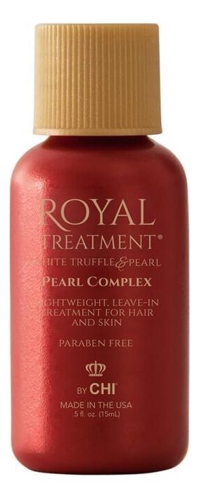 Гель для волос и кожи головы Жемчужный комплекс Королевский уход Royal Treatment Pearl Complex: Гель 15мл