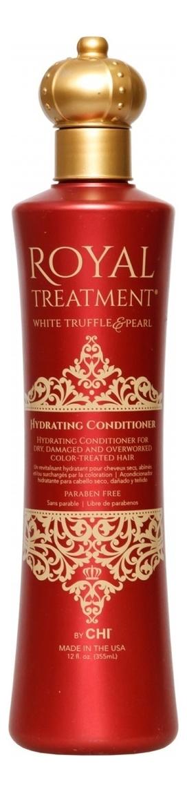Купить Увлажняющий кондиционер для волос Королевский уход Royal Treatment Hydrating Conditioner: Кондиционер 355мл, CHI
