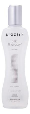 Фото - Гель восстанавливающий для волос Шелковая терапия Biosilk Silk Therapy Original: Гель 167мл chi гель шелковая инфузия 59 мл