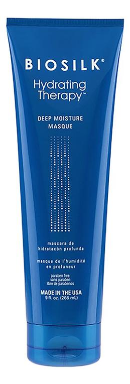 Купить Маска для глубокого увлажнения волос Biosilk Hydrating Therapy Deep Moisture Masque 266г, CHI