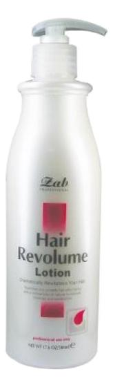 Купить Несмываемый лосьон для волос Hair Revolume Lotion: Лосьон 500мл, Zab