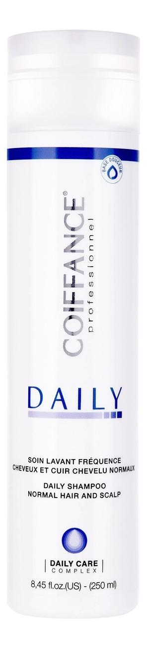 Купить Бессульфатный шампунь для ежедневного ухода за волосами Daily Shampoo Free Sulfate 250мл, Coiffance