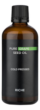 RICHE Масло виноградной косточки Pure Grape Seed Oil 100мл