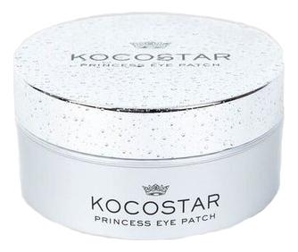 Купить Гидрогелевые патчи для глаз Princess Eye Patch 60шт (серебро): Патчи 60шт, Гидрогелевые патчи для глаз Princess Eye Patch Silver, Kocostar