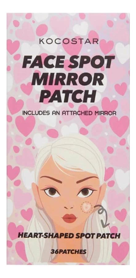 Патчи от прыщей и воспалений на лице Face Spot Mirror Patch 36шт
