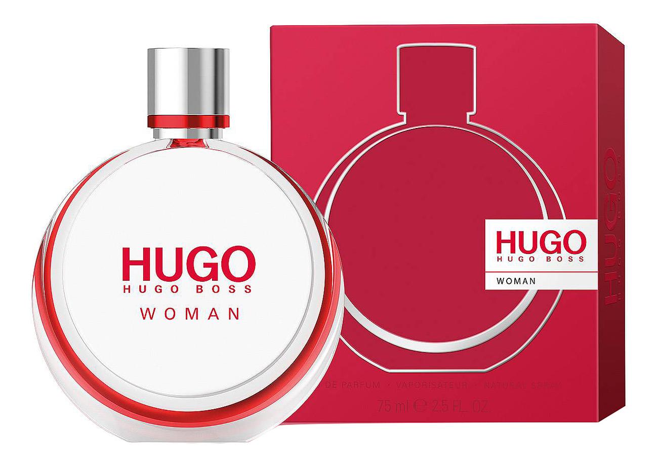 Hugo Boss Hugo Woman Eau de Parfum: парфюмерная вода 75мл сумка дорожная hugo hugo boss hugo hugo boss hu286bmbhow0