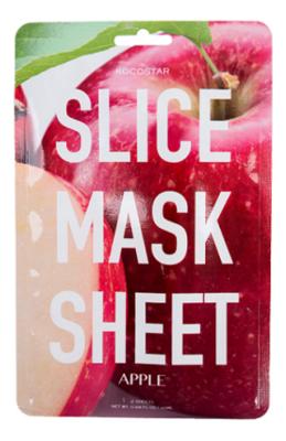 Маска-слайс для лица Slice Mask Sheet Apple 20мл (яблоко) недорого