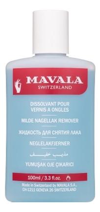 Жидкость для снятия лака Nail Polish Remover: Жидкость 100мл недорого