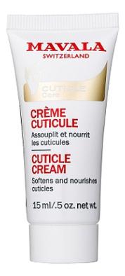 Купить Крем для смягчения кутикулы Cuticle Cream 15мл, MAVALA