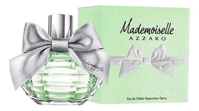 Azzaro Mademoiselle L'Eau Tres Florale: туалетная вода 50мл loris azzaro azzaro pour elle туалетные духи тестер 75 мл