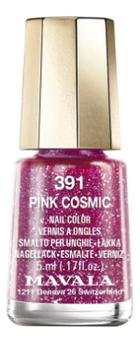 Купить Лак для ногтей Nail Color 5мл: 391 Pink Cosmic, MAVALA