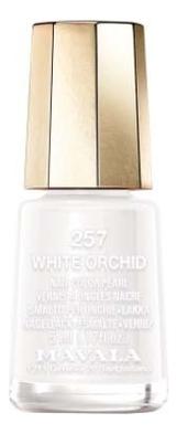 Купить Лак для ногтей Nail Color Pearl 5мл: 257 White Orchid, MAVALA
